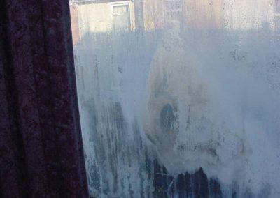 Excessive condensation